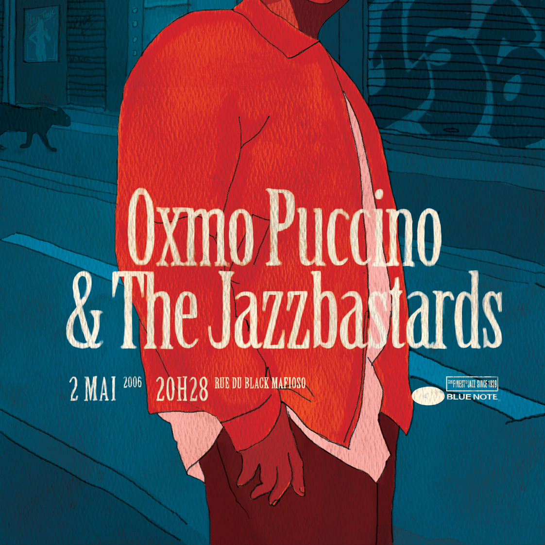 Affiches Jazz, Rock & Bd